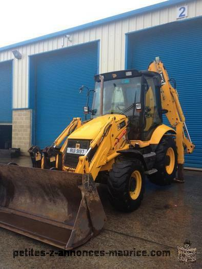 2007 JCB 3CX Contractor Plus backhoe loader