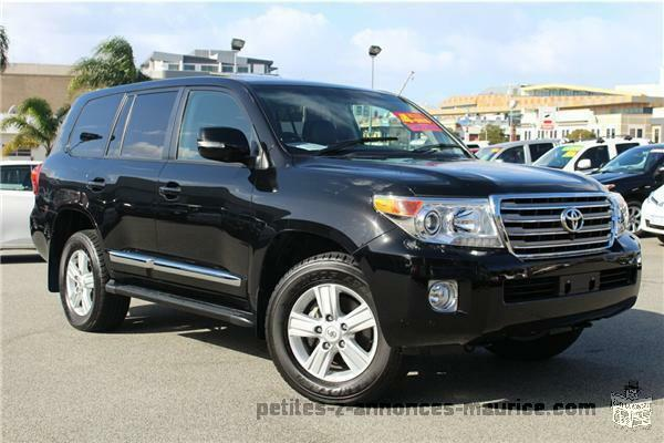 2013 Toyota, Landcruiser Sahara