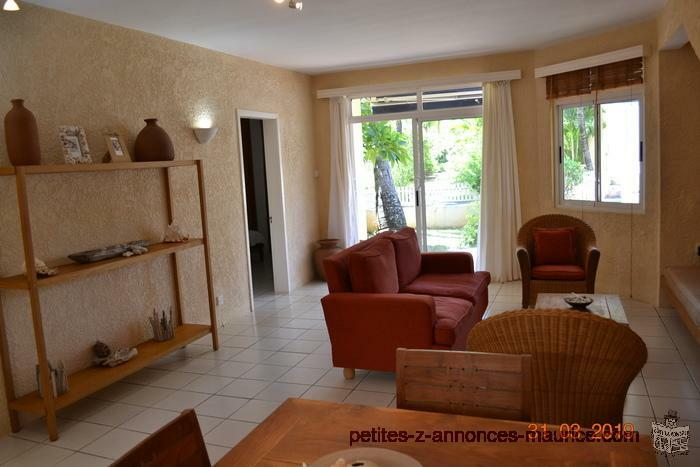 Apartment only 5 mins walk from flic en flac beach
