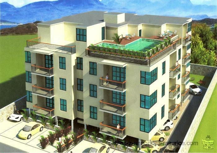 Apartments for sale at Flic en Flac
