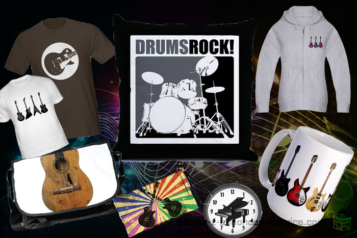 Clothing & Accessories for Musician & Music Lovers