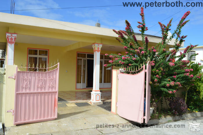 FOR SALE HOUSE AT BEAU VALLON