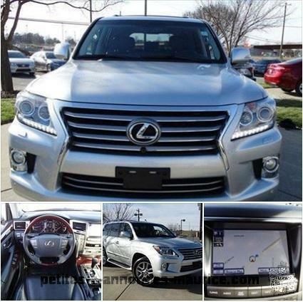 FOR SALE : Lexus LX 570 2013
