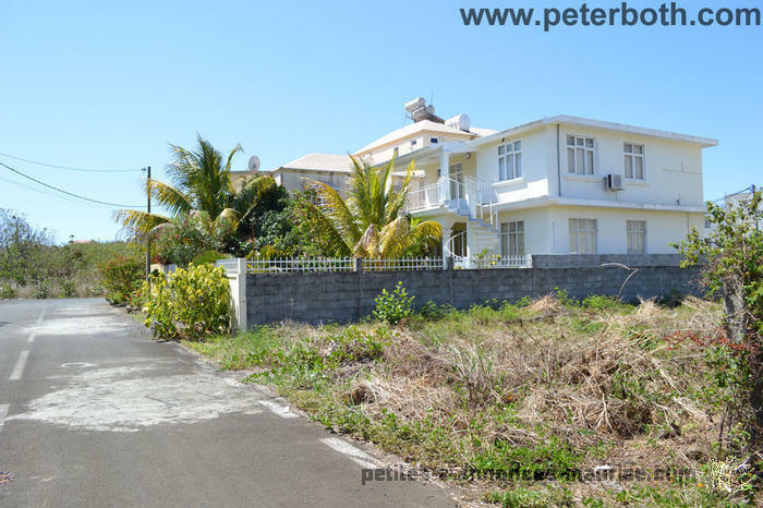 For sale land in Grand Baie