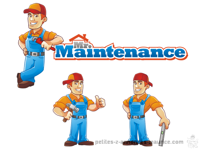 General maintenance & renovation