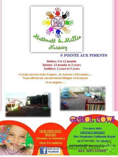 Home Daycare Centre/ Nursery