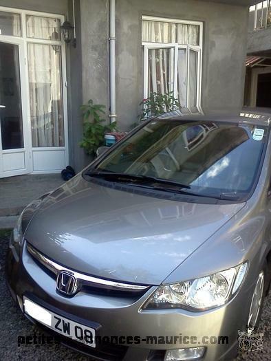 Honda Civic Hybrid 08 for sale