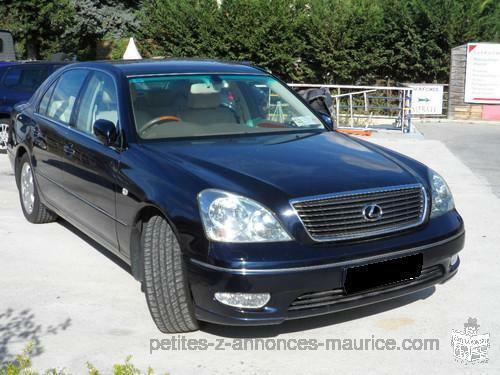 Lexus LS 430 4.3i V8 32v
