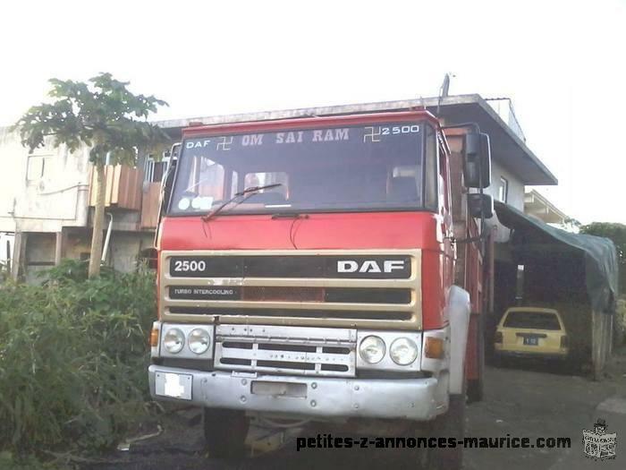 Leyland DAF 2500 yr 1996