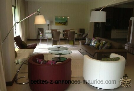 REF 1336 - Apartment for rent at Bon Espoir