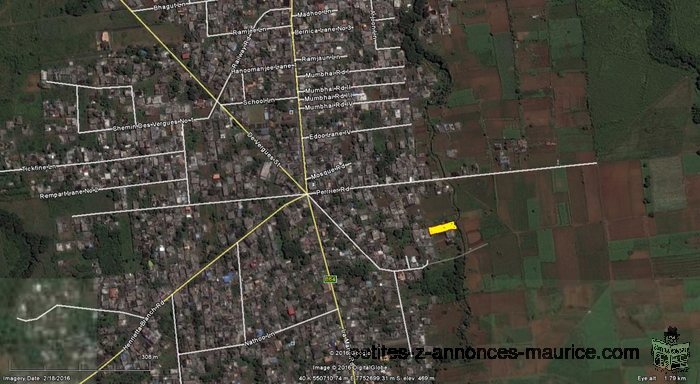 Residential land at sale at Glen Park, Vacoas, Mauritius