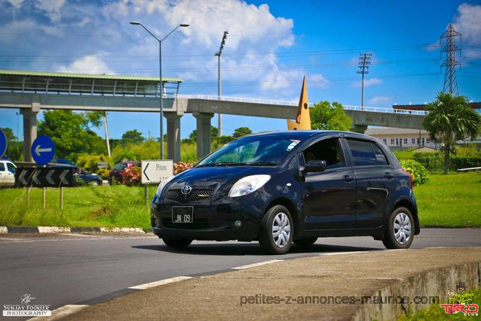 Toyota Yaris 09