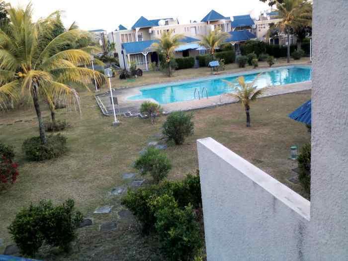 Villa with pool in grandbay