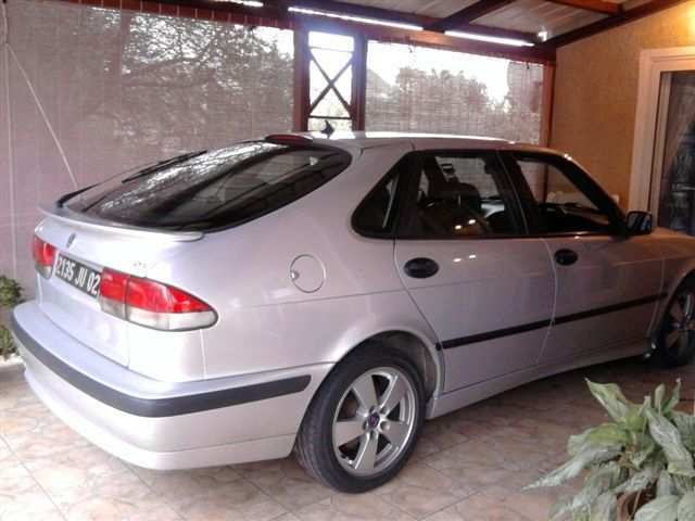 for sale saab 9-3 year 2002