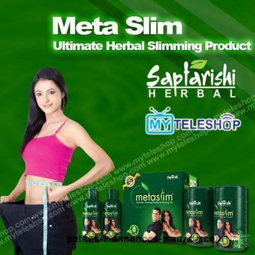 metaslim-eat normal and miraculously loose weight.proven formula.magic powder and oil massage