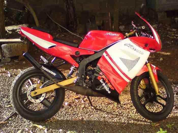 sell moto reiju RS50