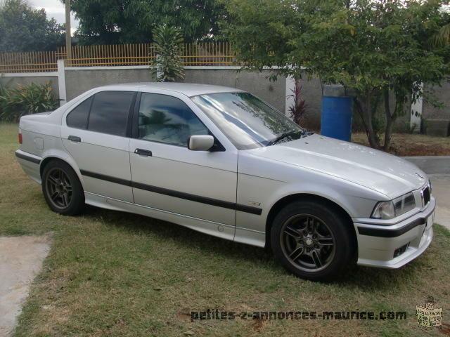 A vendre BMW 316i année 1998 ; Bien entretenue