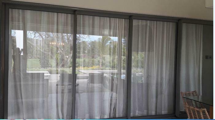 A vendre Baie vitree 5mX2.30m
