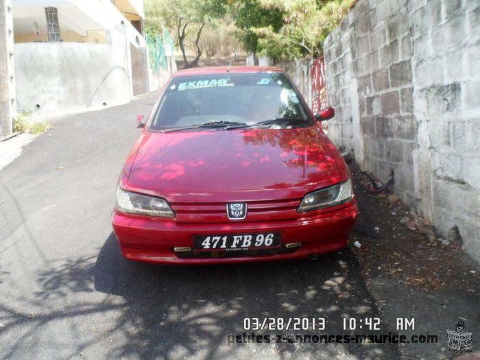 A vendre Peugeot 306 Hback
