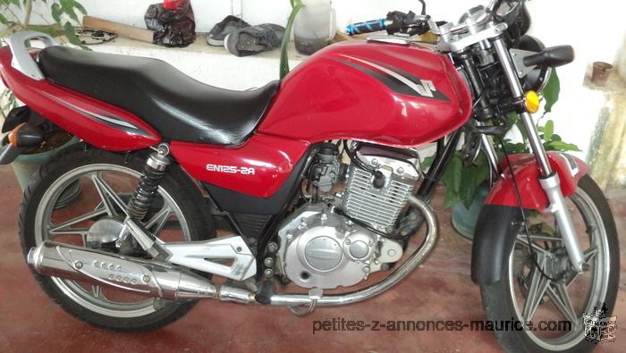 A vendre moto