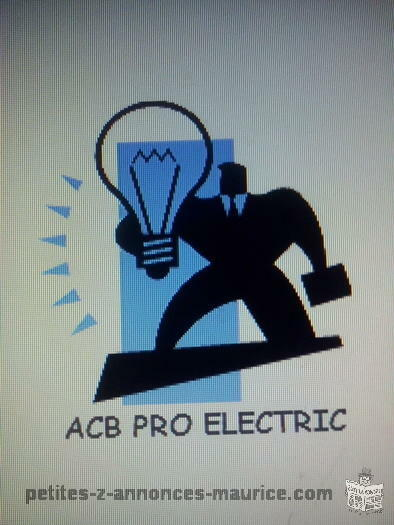 ACB PRO ELECTRIC (Electrical and Plumbing Services)