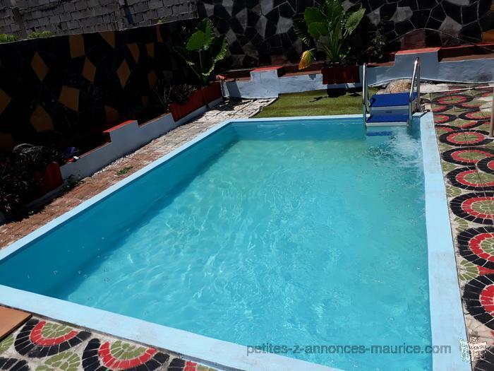 Appartement neuf, meublé et avec piscine, 50 mètres de la plage et de l'hôtel LUX - 4 personnes