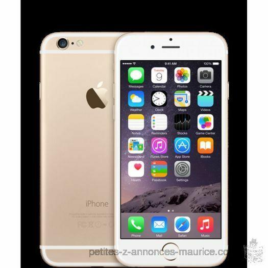 Apple iPhone 6 Plus 64 Go Or