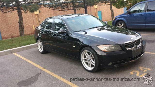 BMW 330i à vendre de toute urgence