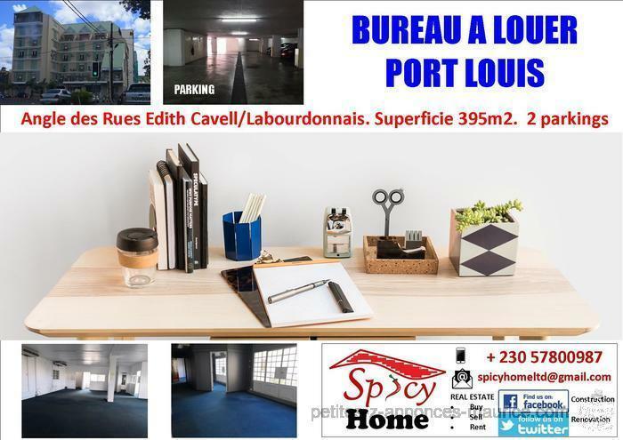 Bureau a Louer Port Louis