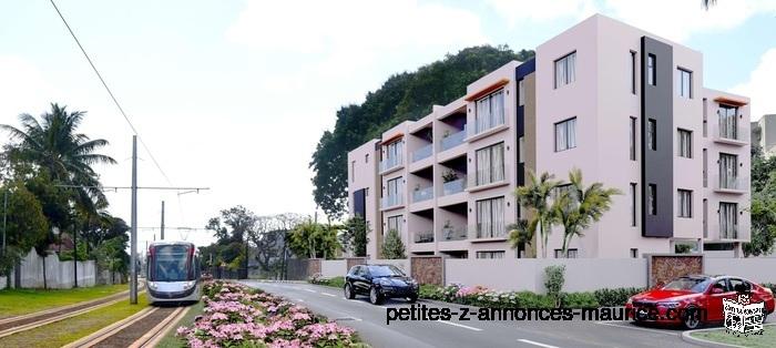 CENTRE DE MAURICE – RESIDENCE DE STANDING PROCHE BEAU-BASSIN – ILE MAURICE