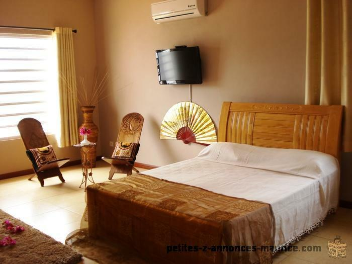 Chambre d'hotes Pereybere