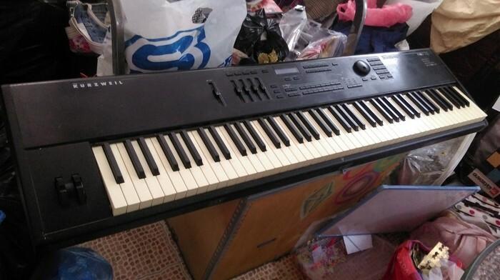 Clavier Kurzweil PC88
