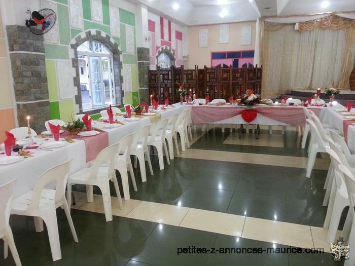DECORATION DE TABLE ET BOUQUETS DE FLEURS
