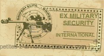 EX MILITARY SECURITY
