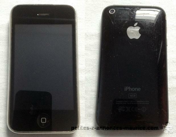 Iphone 3G 16 Gb black