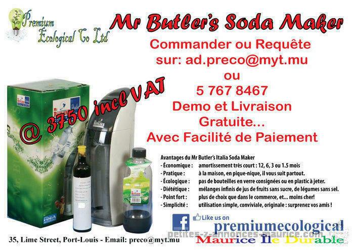 Italia Soda Maker
