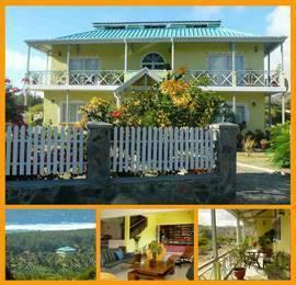 Kafé Marron, location de chambres d'hôtes sur l'île Rodrigues