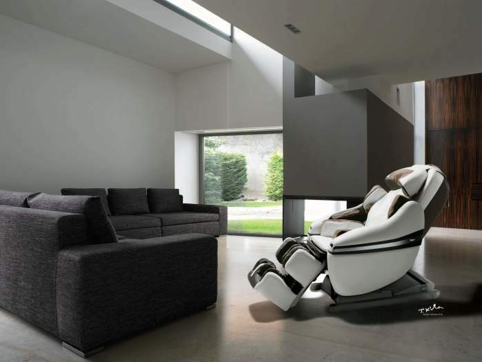 L'inada Sogno - meilleur fauteuil de massage au monde
