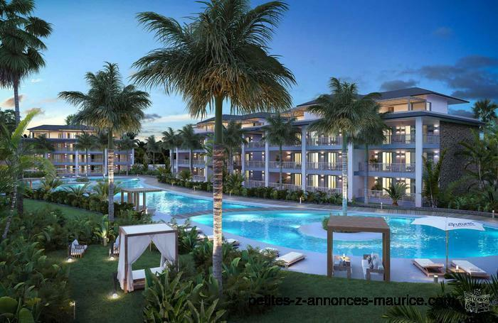 LUXUEUX APPARTEMENTS DE 3 CH A PEREYBERE - ILE MAURICE