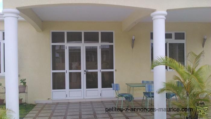 Location Maison semi meublée à Belle Vue Maurel