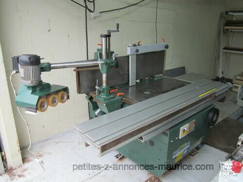 Machine à bois combiné FELDER BF 6-31