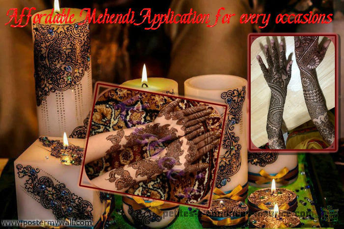 Mehendi application