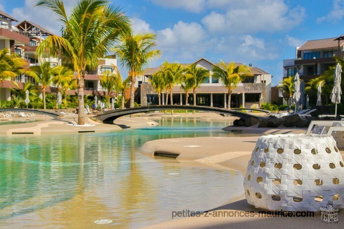 PROCHE LAGON ET GOLF! APPARTEMENTDANS RESIDENCE HOTELIERE A MONT CHOISY - ILE MAURICE