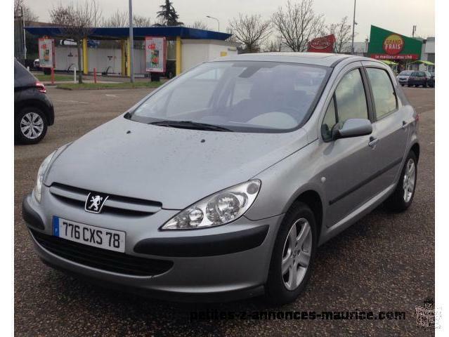 Peugeot 307 2.0 16s xt premium bva 5p