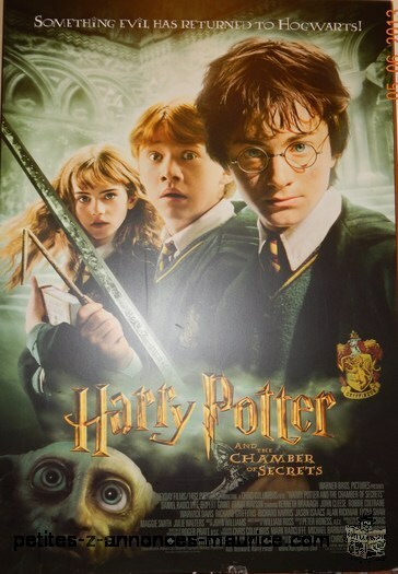 Poster Harry Poter :