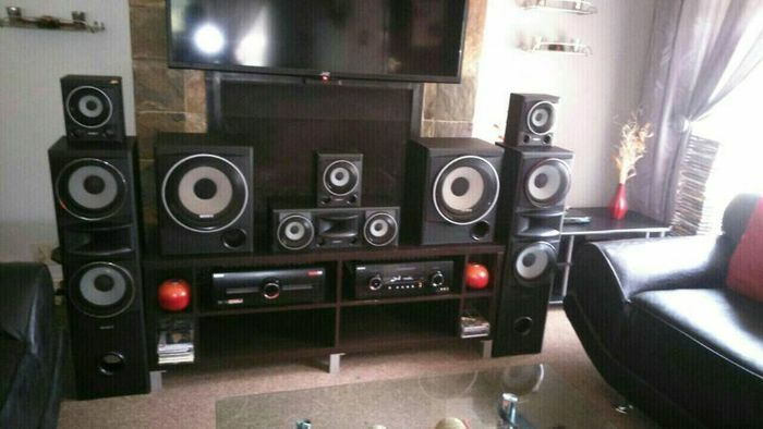 SONY HOME THEATER 6.2 CHANNEL