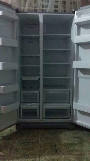 Samsung 492 Liter Side by side fridge freezer