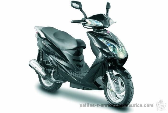 Scooter Sym 125cc état de neuf