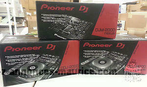 Selling New 2 Pioneer Pro CDJ-2000Nexus CD Players and 1 DJM-2000Nexus