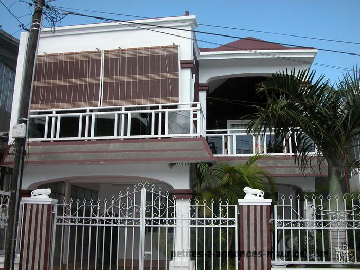 Tres Belle Maison Meublee A Vendre L Ile Maurice